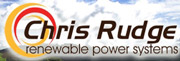 Chris Rudge renewable power systems